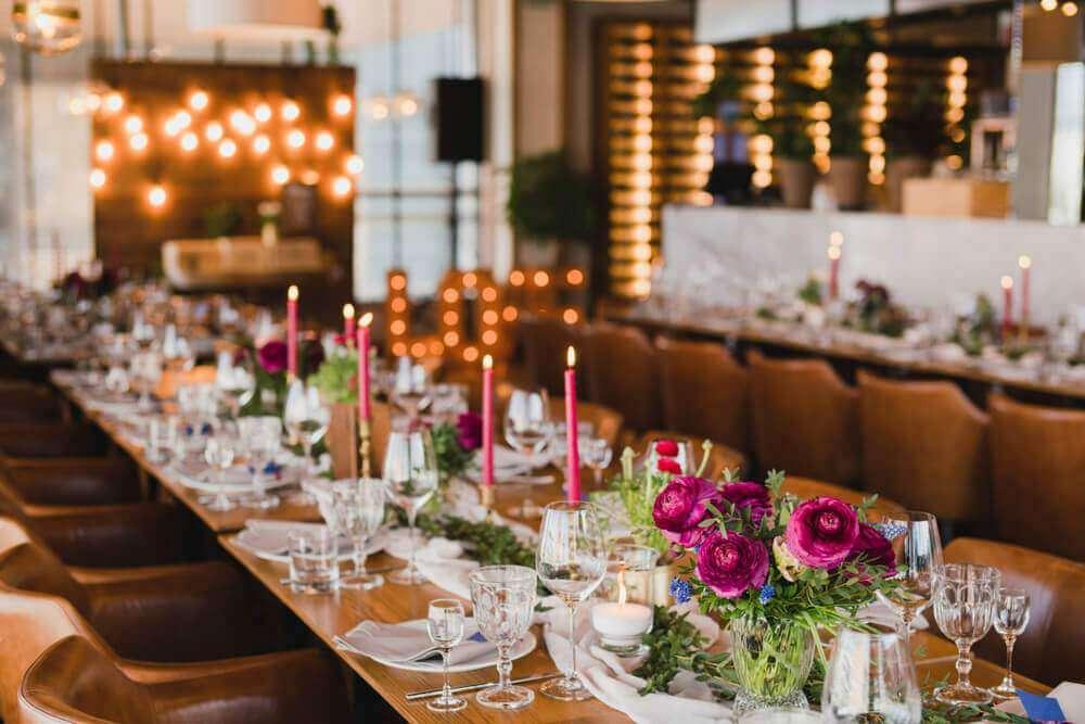 Jak zorganizować idealny event w Restauracja Leila