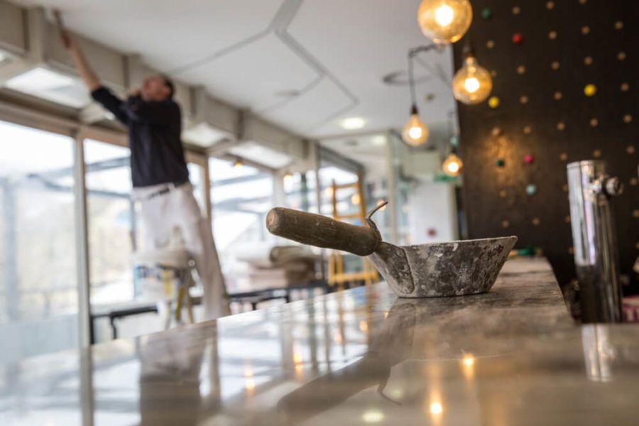 Restauracja Leila – wielki remont przed otwarciem