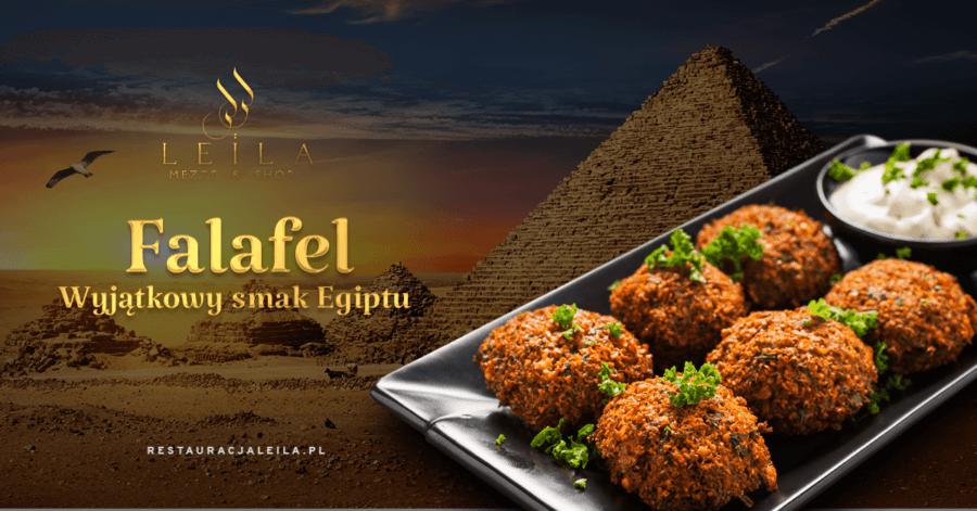 Falafel – wyjątkowy smak Egiptu
