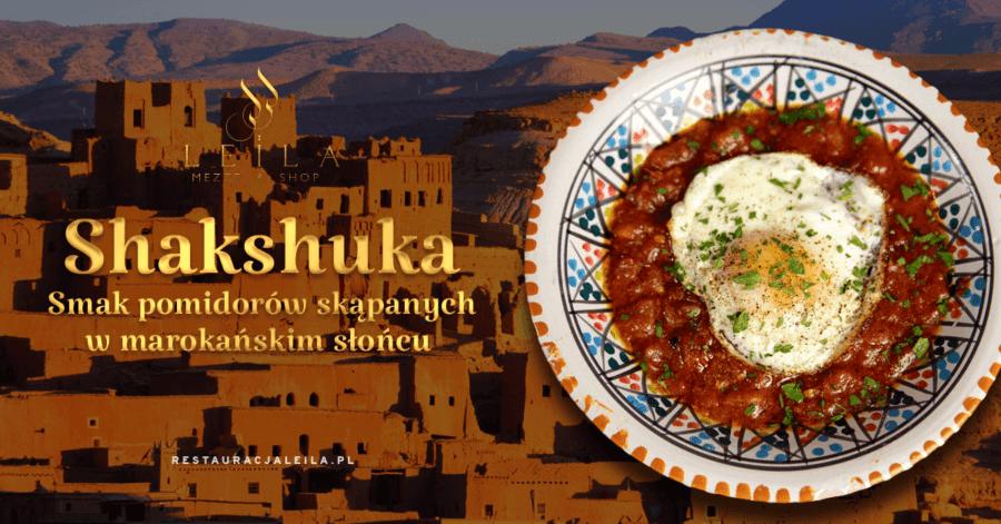 Shakshuka – Zakochaj się w Maroku