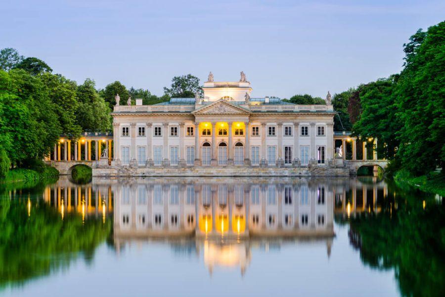 Weekend w Warszawie – gdzie się udać
